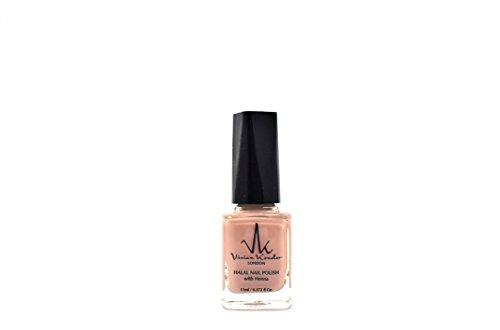 Vivien Kondor Henna Halal Permeable Nail Polish Ha30 Dusty Pink 11 ml