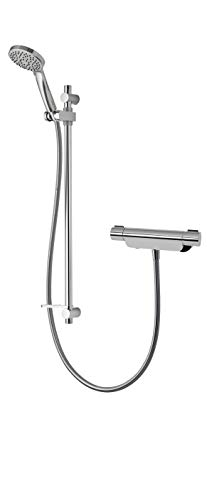 Aqualisa MD220S Midas Mixer Douche, Chroom