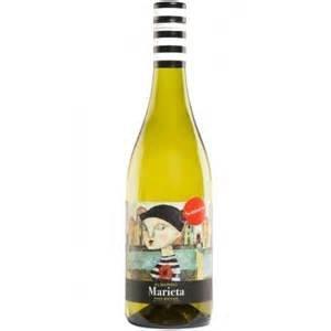Vino Albariño MARIETA 6 botellas (6 x 75cl)