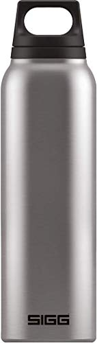 Sigg Hot & Cold One, Borraccia Termica Unisex – Adulto, Grigio, 0.5 L