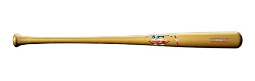 Louisville Slugger 2019 MLB Prime Érable C243 Knox Batte de Baseball, MLB Prime Maple C243 - Knox, Gold Spray, 34