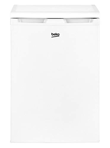 Beko TSE 1402 Independiente 130L A+ Blanco - Frigorífico (130 L, SN-T, 39 dB, A+, Blanco)