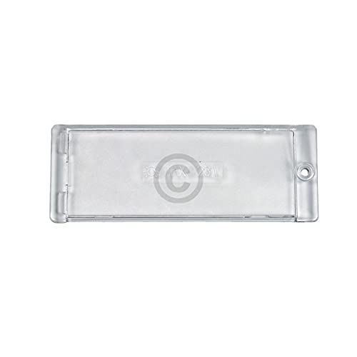 Lampenabdeckung kompatibel mit JUNO 405518829/8 172x65mm für Dunstabzugshaube