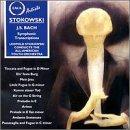 Bach Transcriptions by Leopold Stokowski (2000-09-19)