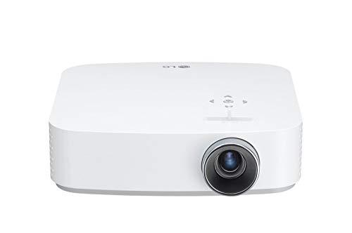 Projetor LG PF50KS Full HD, webOS 3.5, SmartShare, Wireless Triplo, HDMI, USB Bivolt, 600 ANSI Lumens