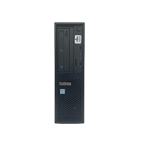 Workstation Lenovo P310 Xeon E3-1240 V5 | 16 GB de RAM DDR4 | SSD 256 GB | DVD | NVIDIA K1200 4 GB GDR5 | Win 10 (reacondicionado)