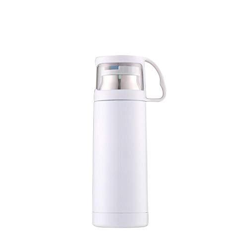 Hermétique Compact pour Tasse Thermique,Tasse sport en plein air, thermos portable en acier inoxydable,tasse infuseur à thé,tasse the infuseur,thermos sign,bouteille inox 500ml,gour inox isotherme,m