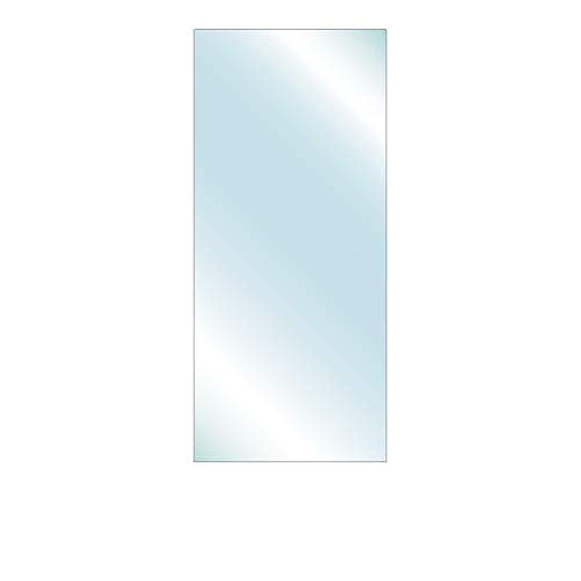 郡助けになるキャプテン強化ガラス 安全ガラス 厚み4mm 400×900mm 四角形 糸面取り サイズオーダー対応