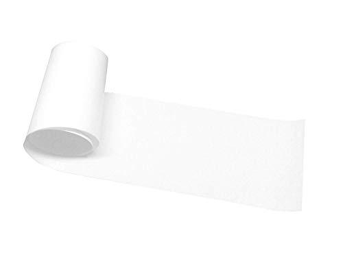 3M Lack Schutz Folie Meterware 120mm breit x 2000mm - transparent (PU 8591E)