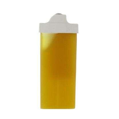 Nancy Beauté - Cire épilation avec bandes jaune 100 ml - Toutes zones