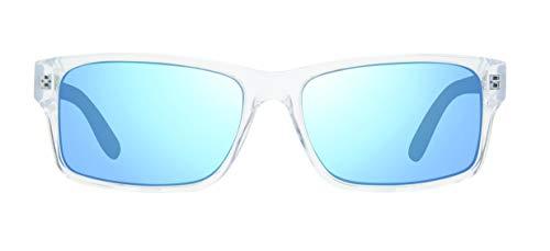 Revo Gafas de sol polarizadas Crawler montura rectangular