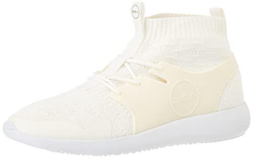 gsa Unisex Gsa1 Sneaker, Wit, 38.5 EU