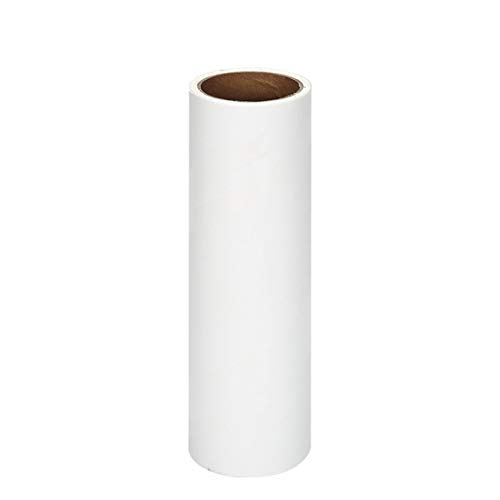 SeniorMar-UK Schräg reißen sauberes klebriges Papier klebriges Papierrolle Haustier klebriges Papier Haarreinigungsrolle Ersatz Ersatzkern