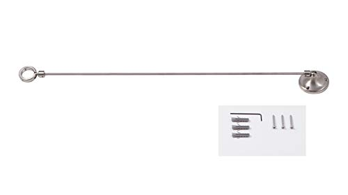 Where to buy Shower Head Support Bracket   Brushed Nickel Finish