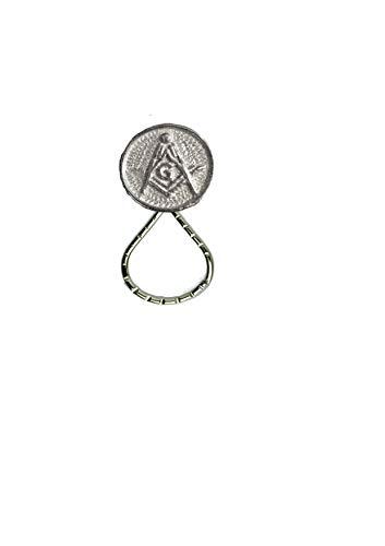 GIFTS FOR ALL 2016 Freimaurer-Emblem aus feinem englischen Zinn, 2,1 cm x 2,1 cm