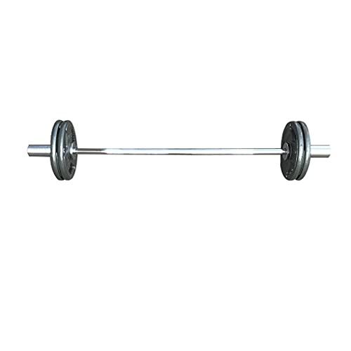 ZAZA Eightlifting Barra, de Mano del Equipo de la Aptitud Que Puede Ajustar el Peso de Pesas Masculino Y Femenino Fitness Gym Mancuernas para Ejercicio en casa (tamaño : 28kg)
