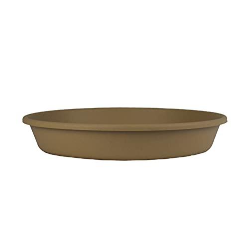 Akro Mils SLI24000A34C006LRTLD SLI24000A34 Saucer for 24-Inch Classic Pot, Sandston