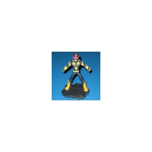 Disney INFINITY: Marvel Super Heroes (2.0 Edition) Nova Figure - No Retail Packaging by Disney Interactive Studios