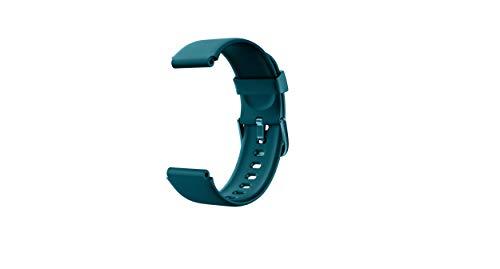 LIFEBEE Cinturino da Polso Ricambio per smartwatch 205L, Ricambio di Cinturino di Silicone per Uomo e Donna (Verde)