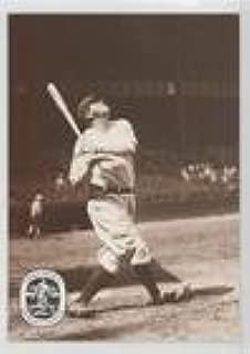 Babe Ruth (Baseball Card) 1988 The Sporting News Conlon Collection Baseball Immortals Series 5 - [Base] #BARU