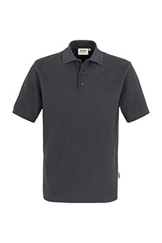 "HAKRO Polo-Shirt ""Performance"" - 816 - anthrazit - Größe: XL"