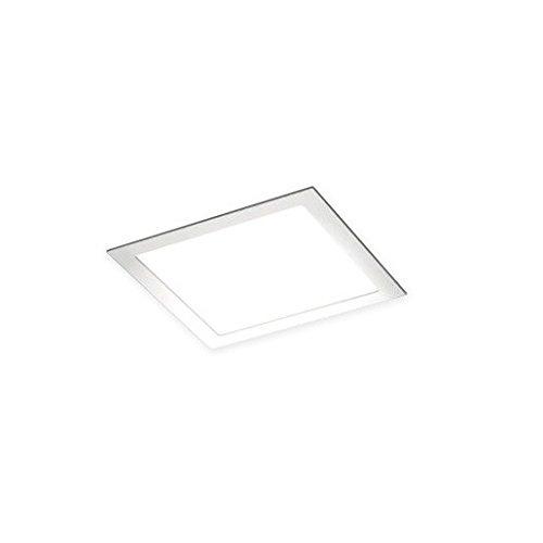 RZB Zimmermann LED-Einbau-Downlight 901487.002.1 4000K 225X225X23 Toledo Flat Downlight starr/schwenkbar 4051859087113