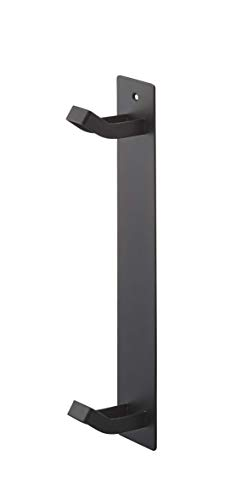 山崎実業 マグネットキッズヘルメットフック ブラック 約W6×D7.2×H35cm タワー ヘルメット 収納 マグネット 4728