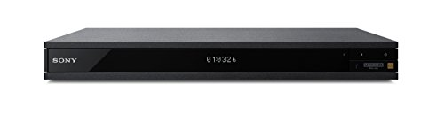 Sony UBPX1000ES 4K Ultra HD Blu-Ray Disc Player