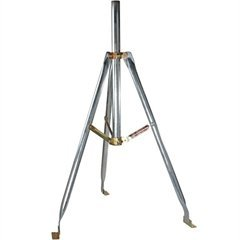 Perfect Vision Satellite Antenna Tripod Swing-Up Easy Installation
