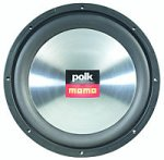 Polk/MOMO MM2124 12-Inch Subwoofer (AA2124-B)