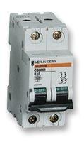 Inventiva-acción MERLIN GERIN - C60HD220 - cuadro eléctrico, 20 A, 2POLE, tipo-d - (1 unidades) ---