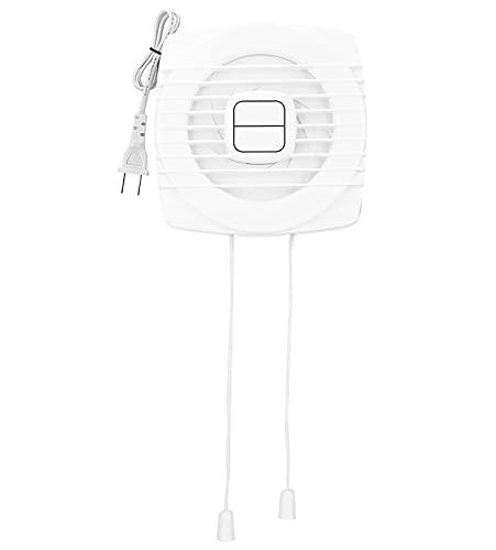 JXH Ventiladores Extractores De Ventilación De 6