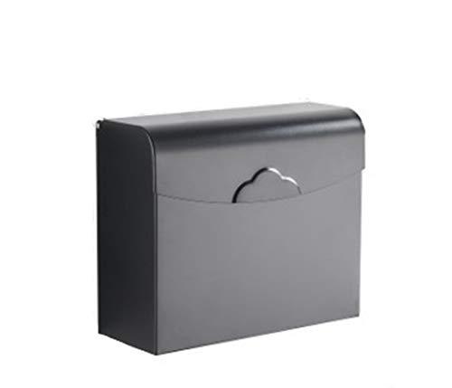 XY&XH Antique Bronze et WC Eau Noire Porte-Papier, Dimensions: Longueur 243 de Large par 200 94 (mm)