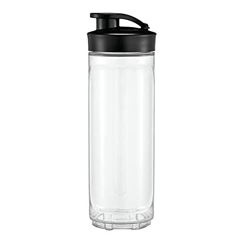 WMF Vaso Recambio para Batidora Kult X Mix & Go, capacidad de 0.6 litros, Tritan libre de BPA, apto para lavavajillas, tapa hermética libre de fugas, transportable, óptima para batidos y smoothies