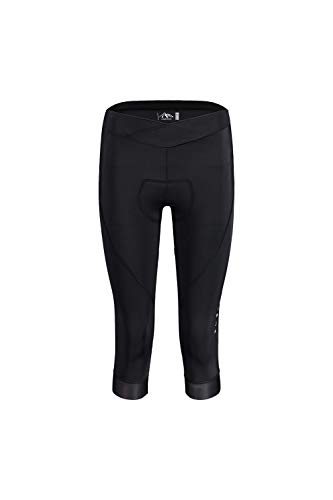 Maloja MinorM. 3/4 Chamois fietsbroek dames Moonless 2020 kort thermo-broek MTB-broek mountainbike-broek