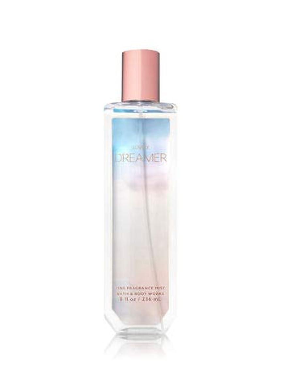 作りますブース怒っている【Bath&Body Works/バス&ボディワークス】 ファインフレグランスミスト ラブリードリーマー Fine Fragrance Mist Lovely Dreamer 8oz (236ml) [並行輸入品]