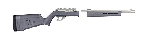 Magpul Hunter X-22 Takedown Stock for Ruger 10/22 Takedown, Gray