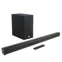Soundbar Senza DVD JBL Soundbar SB-260 2.1 220w BT Sub.Wireless