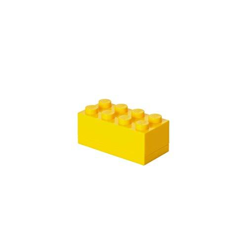 Room Copenhagen Minicaja de 8 espigas de Lego, Caja para ten