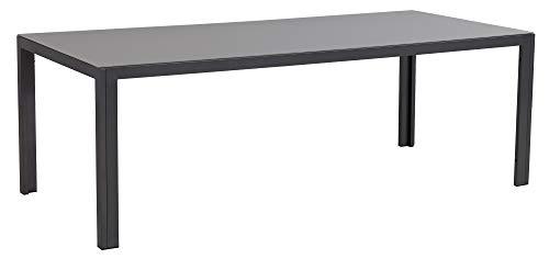 Primaster Gartentisch Pero 220 x 100 x 74 cm Alugestell Tisch Esstisch