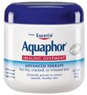 Aquaphor Healing Ointment, 14 oz (396 g) (Pack of 2)