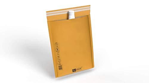IMBALLAGGI 2000 - Buste Postali Imbottite iM@il - 15x21 cm - Buste Spedizione Imbottite - Ideali per Spedire e Proteggere Oggetti (100)