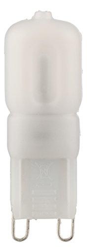 MÜLLER-LICHT Bombilla LED de alta tensión, 2,5 W, color blanco