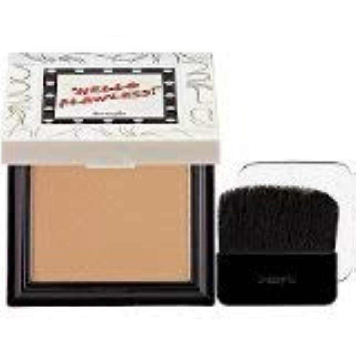 ストレッチ差し引く急性Benefit Cosmetics Hello Flawless Powder Foundation in I'm Cute as a Bunny HONEY 0.25 oz [並行輸入品]