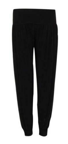 Ladies Plus Size Harem Trousers ...