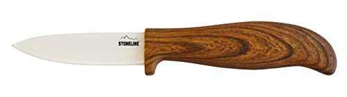 STONELINE® Back to Nature Keramik-Küchenmesser 18,2 cm