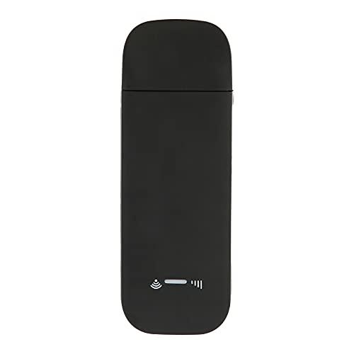 Módem USB 4G LTE, 100 Mbps Inalámbrico Mini Punto De Acceso Móvil WiFi Adaptador De Red con Amplia Cobertura, Conecta y Reproduce Enrutador Pocket Hotspot para...