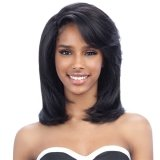 ModelModel Synthetic Hair Wig Extreme L Part Rex (1B)
