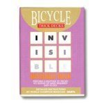 Le jeu invisible Tarot Bleu (Bicycle) - Tour de Magie