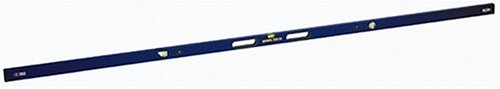 IRWIN Tools STRAIT-LINE Magnetic Box Beam Level, 96-inch (2035107)